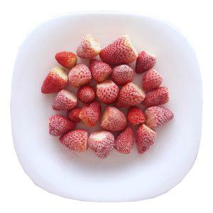 frozen strawberries fresh quality freeze fqf fresa