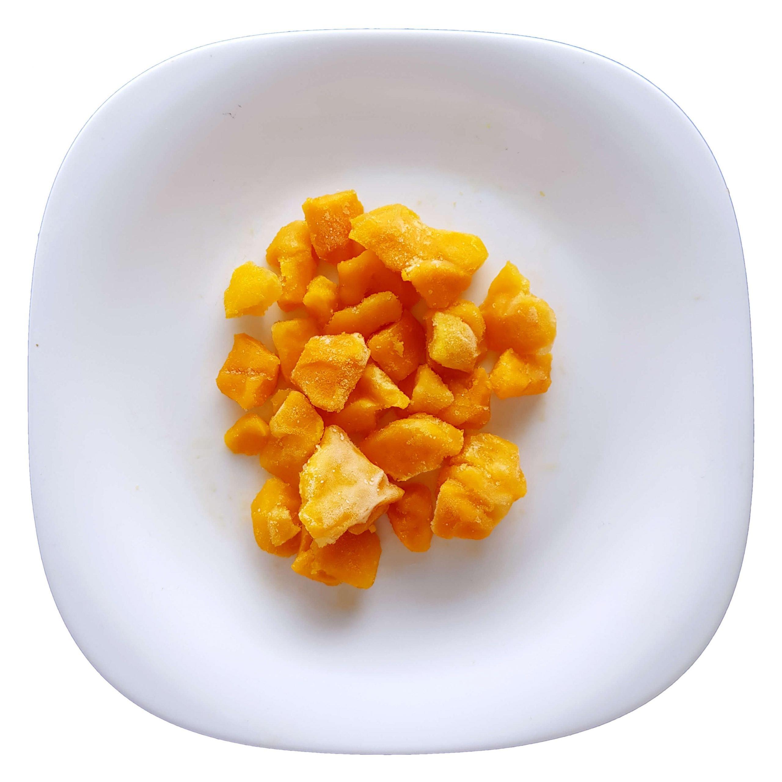 mango congelado iqf