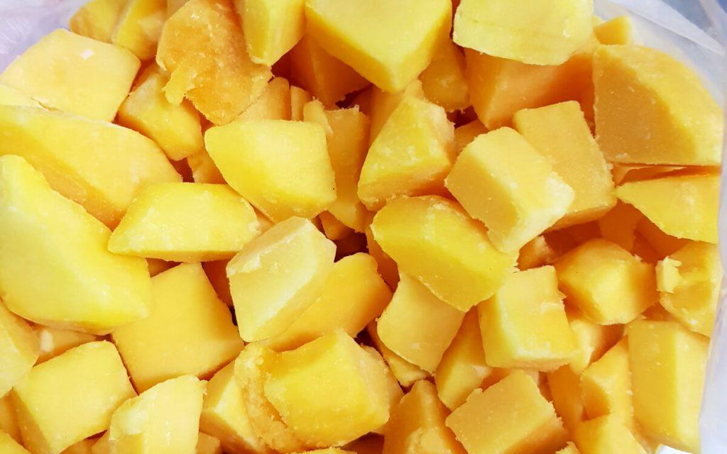mango fqf alimentos congelados vs alimentos frescos