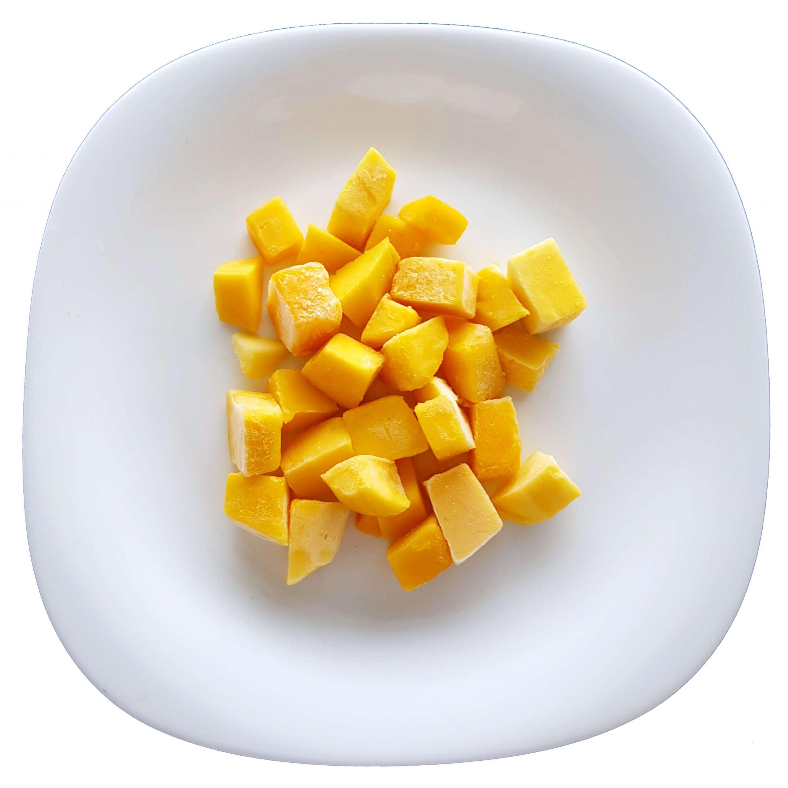 mango congelado fqf chunks