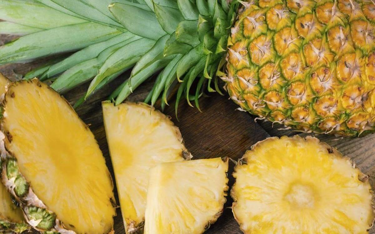 beneficios de piña alimentos congelados costa rica