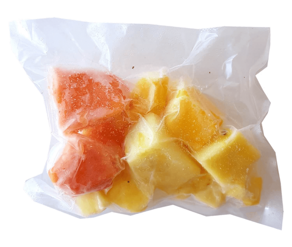 summer breeze smoothie pack frozen fruit