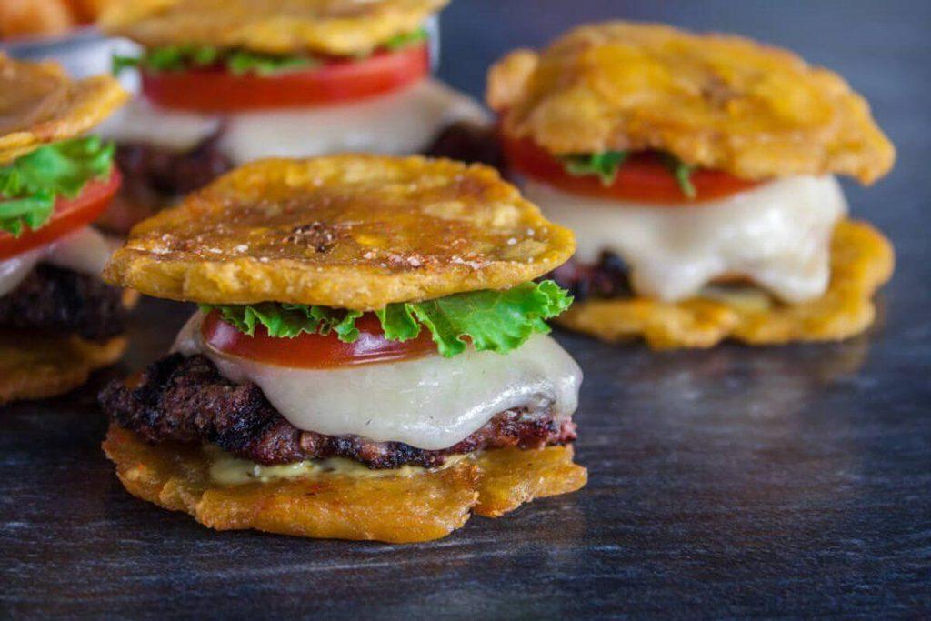 hamburguesas patacones costa rica Datos curiosos para los amantes de los patacones